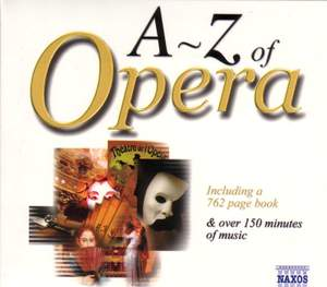The A-Z of Opera Product Image