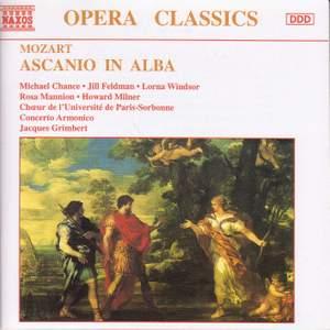 Mozart: Ascanio in Alba K111 Product Image