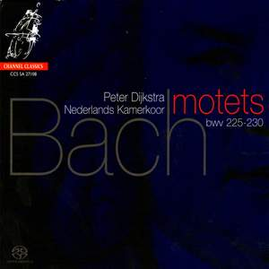 Bach - Six Motets