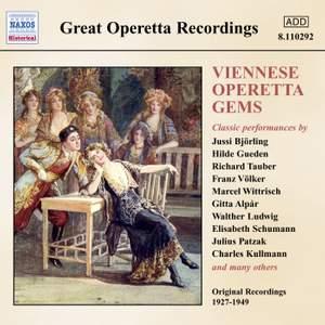 Viennese Operetta Gems