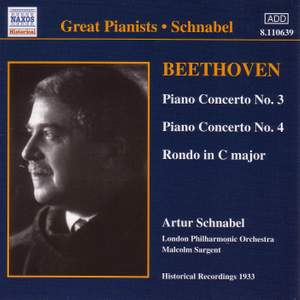 Beethoven: Piano Concerto No. 3 in C minor, Op. 37, etc.