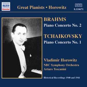 Brahms: Piano Concerto No. 2 & Tchaikovsky: Piano Concerto No. 1
