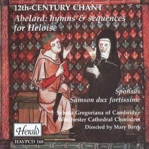 Abelard: Hymns and Sequences for Heloise Product Image