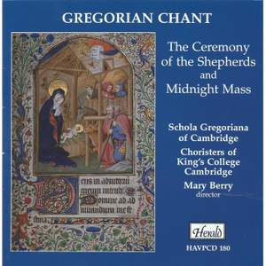 The Ceremony of the Shepherds and Midnight Mass Product Image