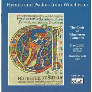 Hymns and Psalms from Winchester Product Image
