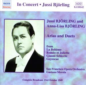 Arias and Duets (1949)