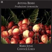 Antonia Bembo - Produzioni Armoniche