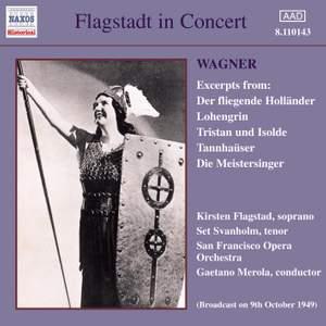 In Concert: Kirsten Flagstad