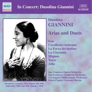 Arias and Duets (1943-1944)
