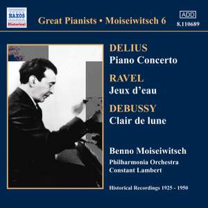 Great Pianists - Moiseiwitsch 6