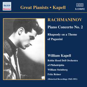 Great Pianists - Kapell