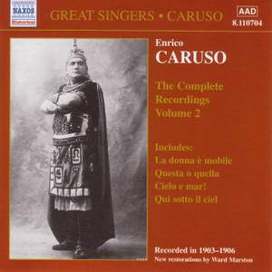 Enrico Caruso - Complete Recordings, Vol. 2