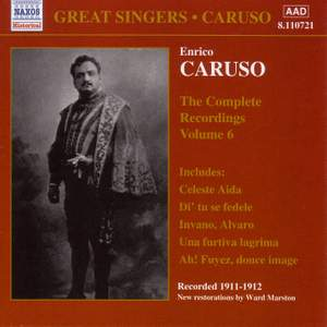Enrico Caruso - Complete Recordings, Vol. 6
