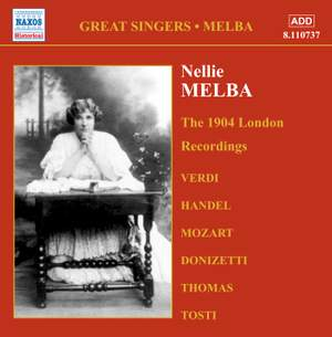 Nellie Melba - London Recordings (1904)