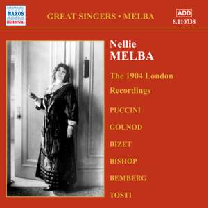 Nellie Melba - London Recordings (1904) (2)
