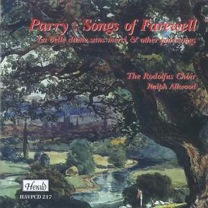 Parry: Six Songs of Farewell