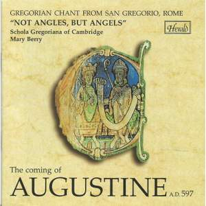 The Coming of Augustine A.D. 597 - 'Not Angles, but Angels' Product Image