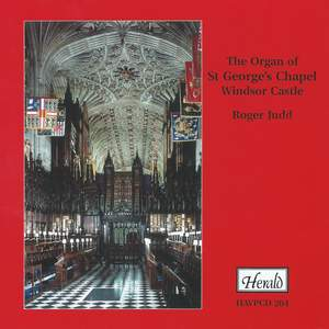 Organ Music from St George's Chapel, Windsor Castle