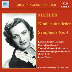 Great Singers - Ferrier