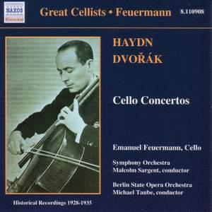 Great Cellists - Feuermann