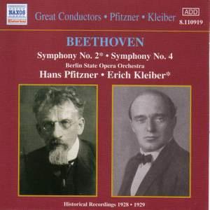 Hans Pfitzner & Erich Kleiber