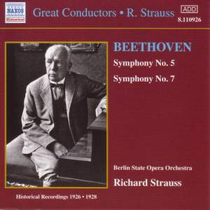 Great Conductors - Richard Strauss