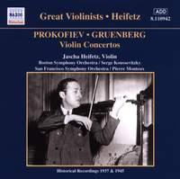 Great Violinists - Heifetz