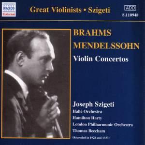 Great Violinists - Joseph Szigeti