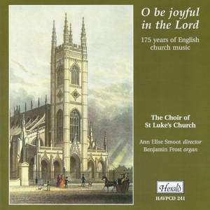 O be joyful in the Lord