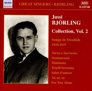 Jussi Björling Collection, Vol. 2