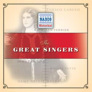 Great Singers (1904-1952)