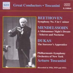 Arturo Toscanini Product Image