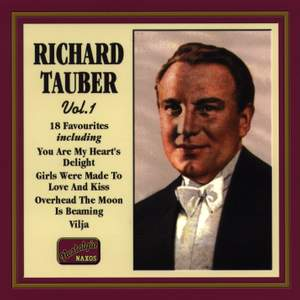 Richard Tauber - 18 Favourites (1927-1939)
