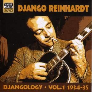 Django Reinhardt - Djangology (1934-1935)
