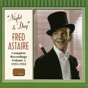 Fred Astaire - Night and Day (1931-1933) Product Image