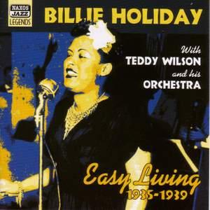 Billie Holiday - Easy Living (1935-1939)