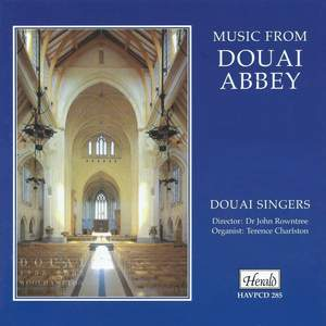 Music from Douai Abbey