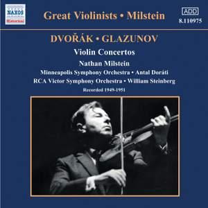 Great Violinists - Milstein