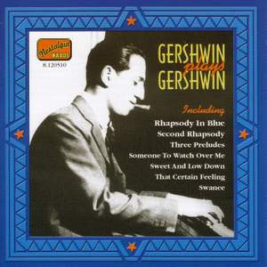 Gershwin Plays Gershwin (1919-1931) Product Image