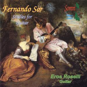 Fernando Sor: Studies for Guitar