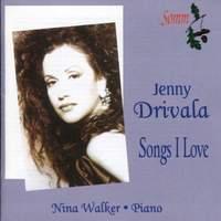 Songs I Love - Jenny Drivala