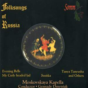 Folksongs of Russia