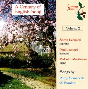 A Century Of English Song, Volume 2