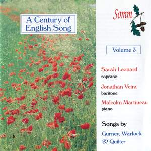 A Century of English Song, Volume 3