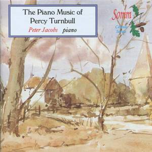 The Piano Music of Percy Turnbull