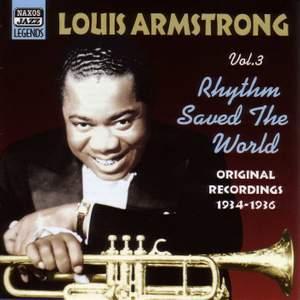 Louis Armstrong - Rhythm Saved The World (1934-1936)