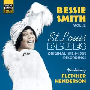Bessie Smith Volume 2 - St. Louis Blues (1924-25)