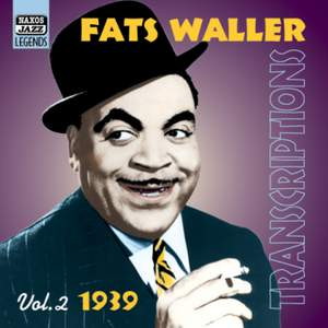 Fats Waller - Transcriptions (1939) Product Image