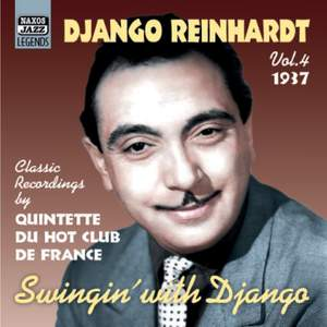 Django Reinhardt - Swingin' with Django (1937)