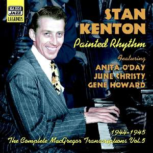 Stan Kenton - Painted Rhythm